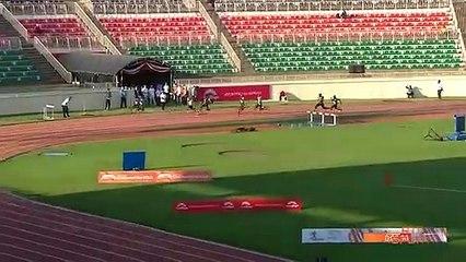 Athlétisme | Cissé gue en argent au meeting de  Nairobi