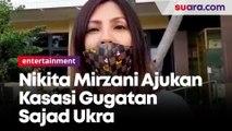 Nikita Mirzani Ajukan Kasasi Gugatan Sajad Ukra di PN Tangerang
