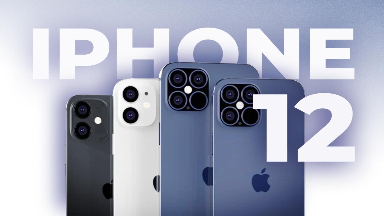 iPhone 12 : Date de sortie, Prix, Design, Caméras, on fait le point !
