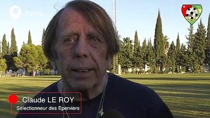 Journées FIFA octobre 2020 :  Le coach des Eperviers, Le Roy  se prononce sur les préparatifs à Tunis