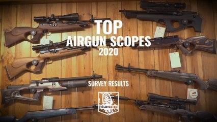 Best airgun scopes 2020