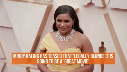 New  'Legally Blonde 3' Hints