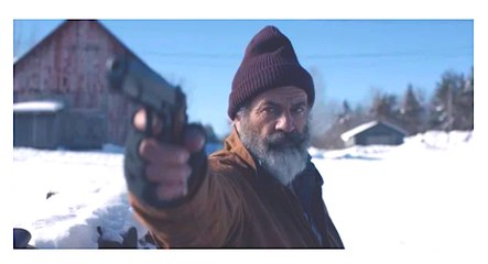 FATMAN   Official Trailer (2020) - Mel Gibson Santa Clause Movie, Walton Goggins, Marianne Jean-Baptiste