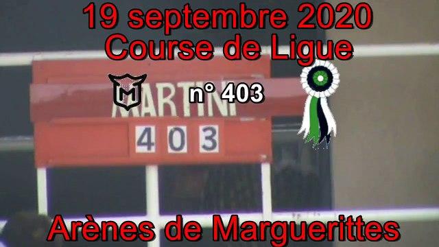 2020 09 19 Ligue Martini n°403 et n°506