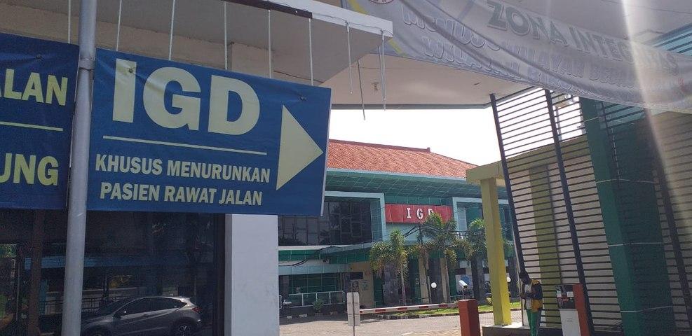 Dokternya Meninggal Akibat Covid, IGD RSUD Koesma Tuban Dilockdown