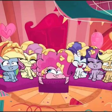 Pony Life  - S1E9 - Gyors Kisállatok | Volt-nincs Trükk - magyar felirattal