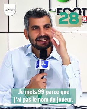 "L'interview ""La Note"" avec Mohamed Bouhafsi et Jean-Louis Tourre de l'émission Top of the Foot"