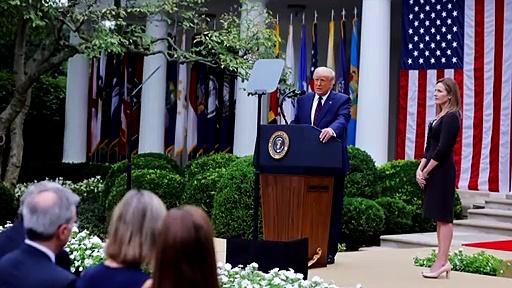 Trump's pandemic record dominates VP debate