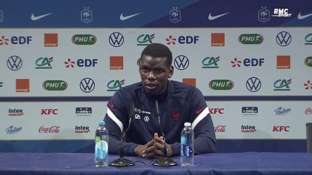 Equipe de France : Son avenir, ses blessures... La mise au point de Pogba