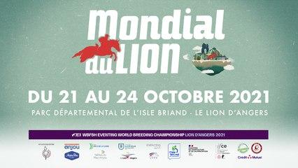 Mondial du Lion - 15 to 18 octobre 2020