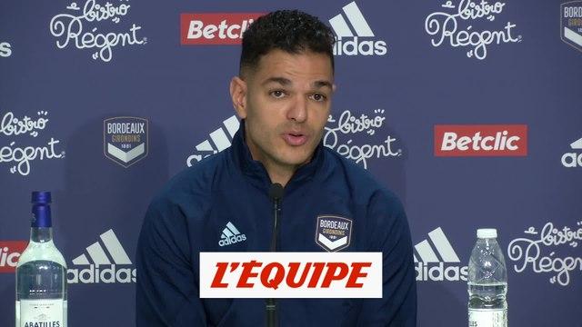 Ben Arfa : « J'aime beaucoup la philosophie de Gasset » - Foot - L1 - Bordeaux
