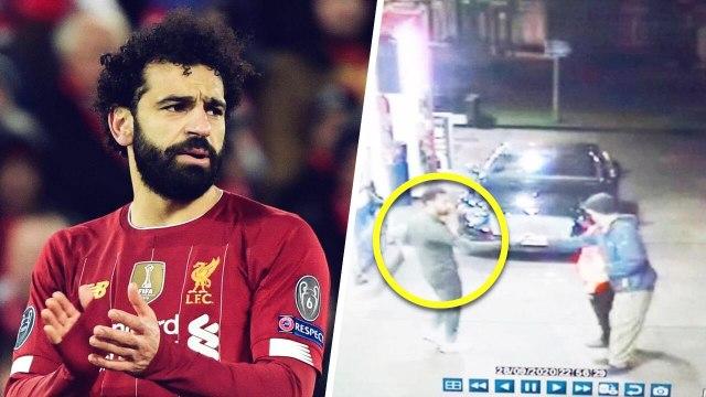 Ce qu'a fait Mo Salah pour defendre un sans-abris harcele le resume parfaitement _ Oh My Goal