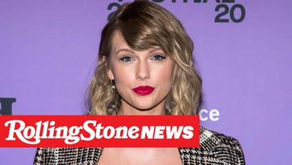 Taylor Swift Endorses Joe Biden, Kamala Harris | 10/8/20