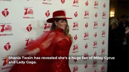 Shania Twain's Fandom
