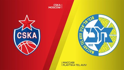 EuroLeague 2020-21 Highlights Regular Season Round 2 video: CSKA 76-72 Maccabi