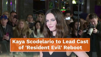The Cast Of The 'Resident Evil' Reboot