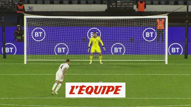 Les buts d'Ecosse-Israël - Foot - Euro - Barrages