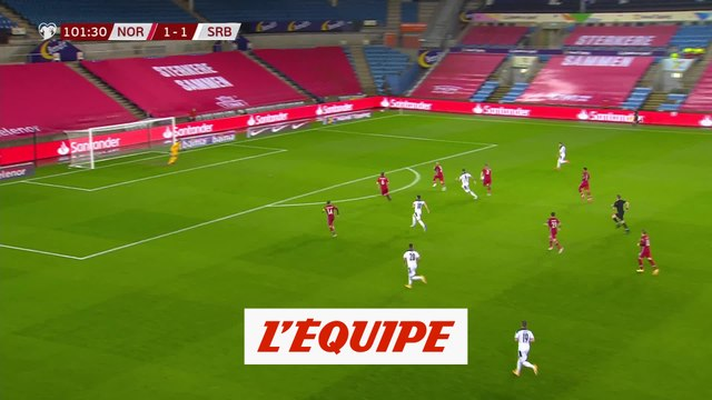 Tous les buts du jeudi 8 octobre - Foot - Qualif. Euro et Amicaux