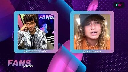 Sofia Reyes habla sobre el casamiento de Ricky Montaner y Stefi Roitman | Fans en redes