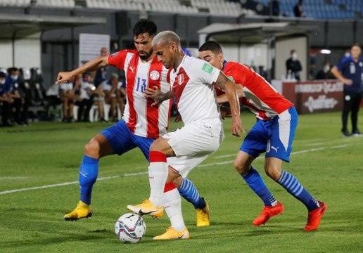 Qualifs Mondial 2022 : Le Paraguay bute sur le Pérou