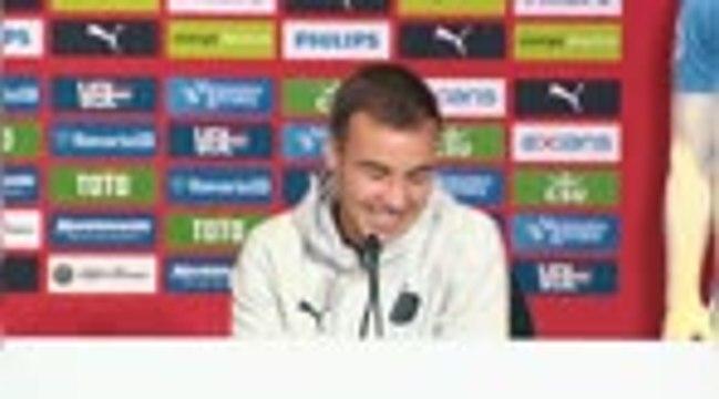 """PSV - Gotze : """"Hâte de jouer pour Schmidt"""""""