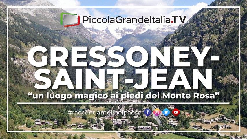 Gressoney-Saint-Jean - Piccola Grande Italia