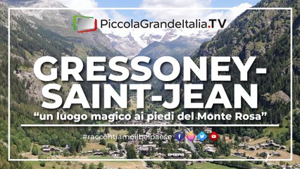 Gressoney-Saint-Jean - Piccola Grande Italia