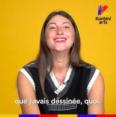 One Minute Portrait   Inès Hadjhacène