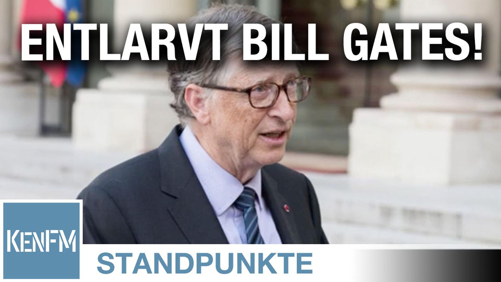 Entlarvt Bill Gates! | Von Jonathan Jaguar