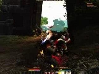 Age of Conan Gameplay GDC 2008