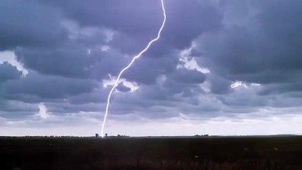 Un spectacle d'orage