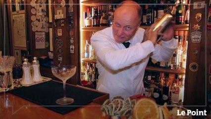 Le cocktail d'octobre - Le Serendipity, du bar Hemingway