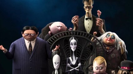 The Addams Family 2 (German Teaser Trailer 1)