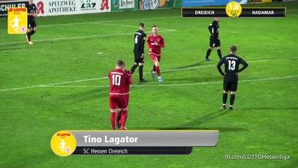 Hessenliga-Torshow zum 8. Spieltag