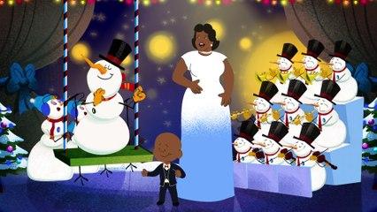 Ella Fitzgerald - Frosty The Snowman