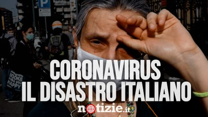 Coronavirus, i danni del Lockdown in Italia: le morti, l'emergenza e la crisi economica