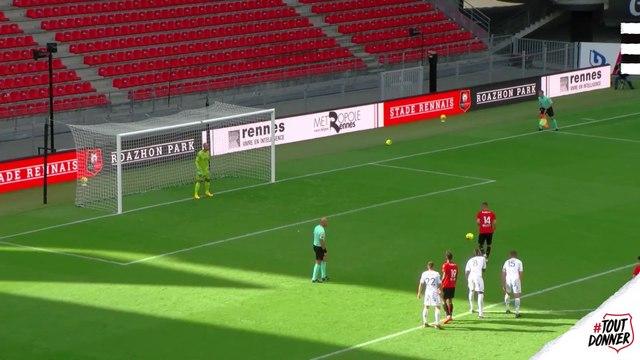 Amical SRFC/FCL : les buts de la rencontre
