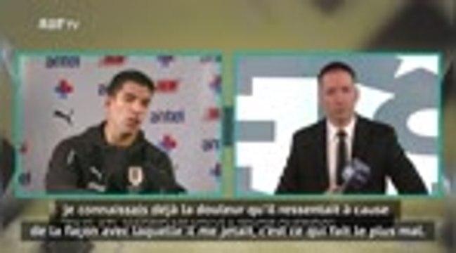 Barcelone - Suárez comprend la réaction de Messi lors de son départ