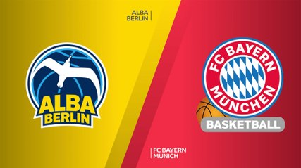 EuroLeague 2020-21 Highlights Regular Season Round 2 video: ALBA 72-90 Bayern