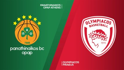 EuroLeague 2020-21 Highlights Regular Season Round 2 video: Panathinaikos 71-78 Olympiacos