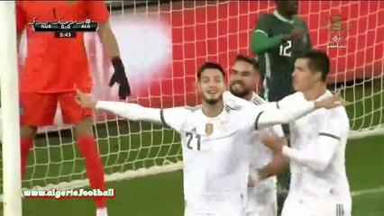 Amical : Nigéria 0 – Algérie 1
