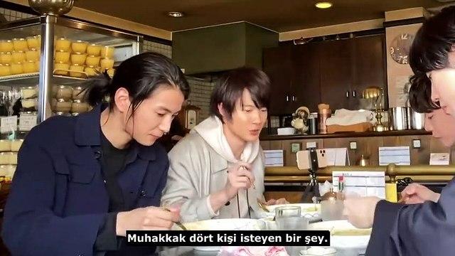 「TAKERU NO PLAN DRIVE」#3 Türkçe Altyazılı