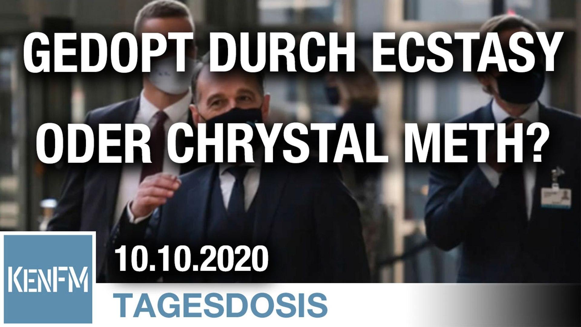 Deutsche Außenpolitik: Gedopt durch Ecstasy oder Chrystal Meth? | Von Hermann Ploppa