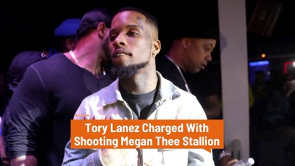 Tory Lanez Is Caught In Celebrity Shooting