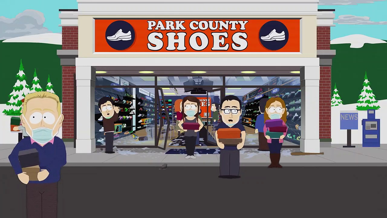 "[[South Park]] ""Pandemic special"""