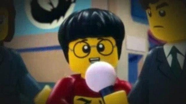 LEGO NinjaGo Masters Of Spinjitzu S06E01 Infamous