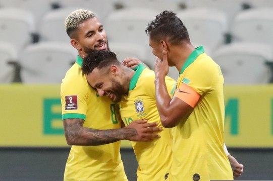 Qualifs Mondial 2022 : Manita du Brésil, Marquinhos et Neymar en vue