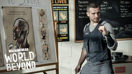 "The Walking Dead: World Beyond Season 1 Episode 2 ""The Blaze of Gory"" Recap + Review - I Am Negan"