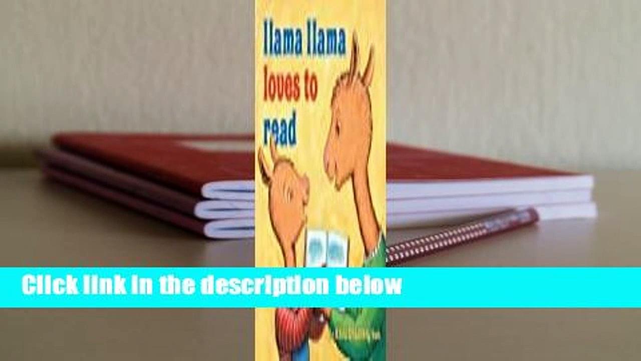 Llama Llama Loves to Read  Review