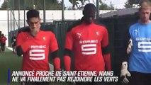 Mercato : Fin des négociations entre Niang et Saint-Etienne